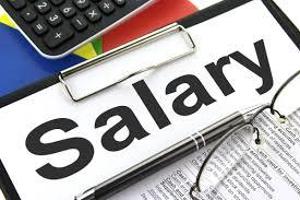 वार्षिक पगाराचे गणन